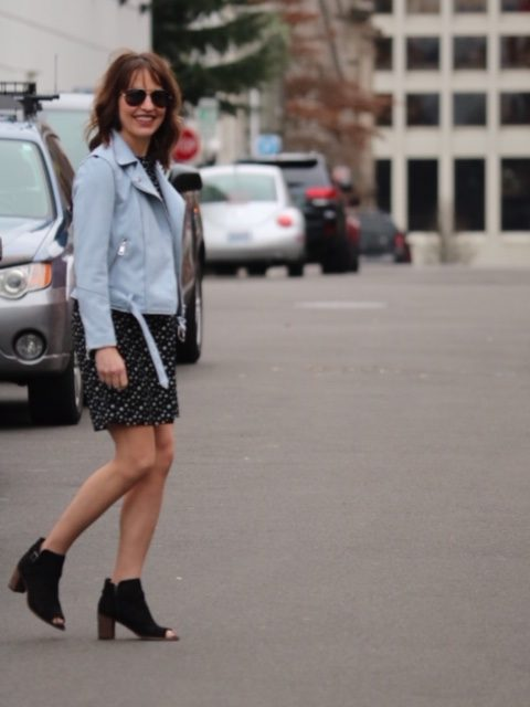 mad for moto jackets: 3 ways to style