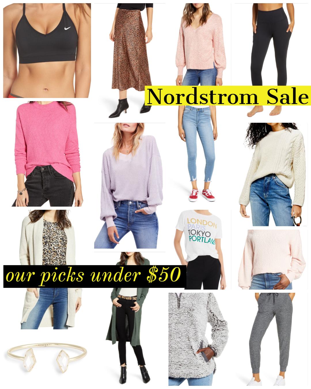 nordstrom sale under $50