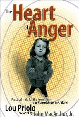 heart of anger, lou priolo