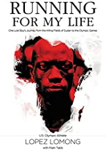 running for my life, lopez lomong, olympic athlete
