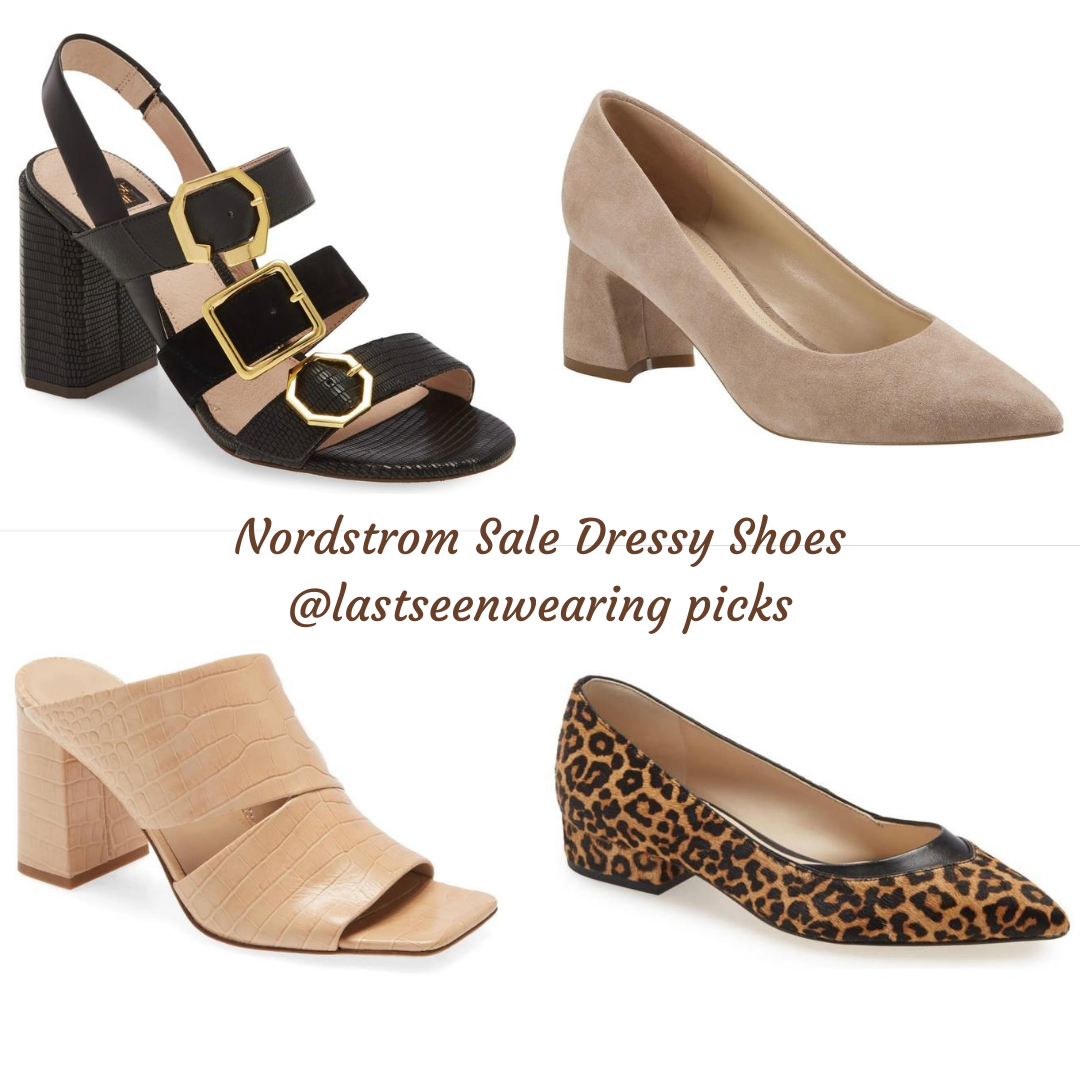 nordstrom sale dressy shoes