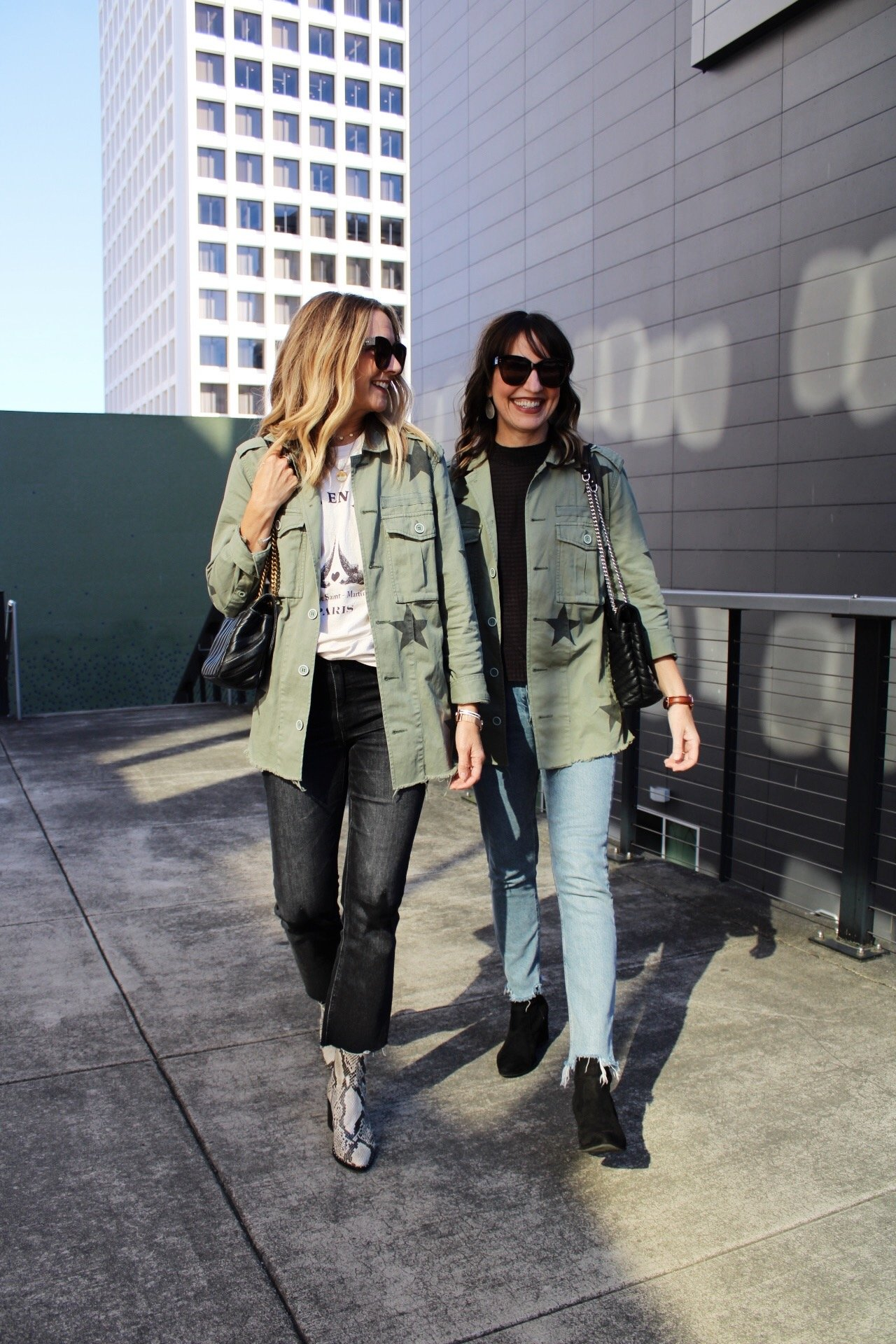 utility jacket spring outfits